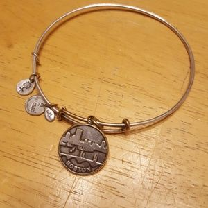 Alex and ani boston bangle
